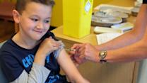 Study Finds No Link Between Autism and MMR Vaccine