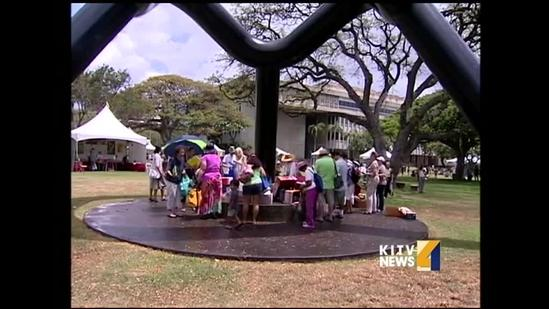 Book and Music festival draws in book lovers