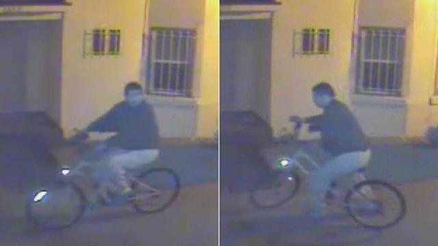 Video released of Long Beach groping suspect on bicycle