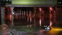 Flash floods hit Chicago area