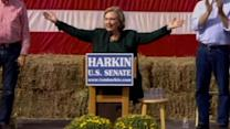 Hillary Clinton returns to Iowa amid speculation over 2016 bid