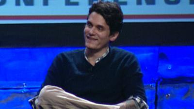 John Mayer: 'I Love Getting Into Trouble When I Say Stuff'