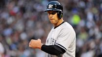 Alex Rodriguez passes on denial when asked about PEDs