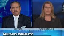 Military eases policies for transgender members