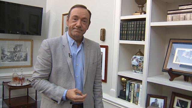 'House of Cards' Behind the Scenes With Kevin Spacey