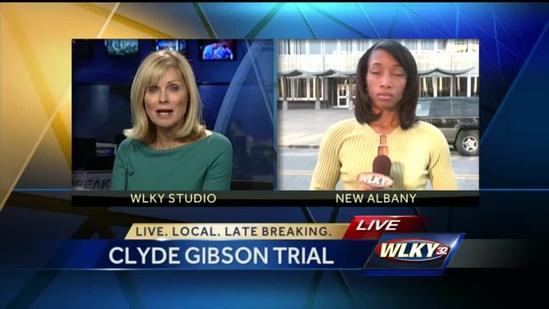 Suspect's demeanor, facts change in video interview on day 2 of Gibson trial