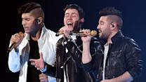 Nick Jonas Goes Country with Dan & Shay Jealous/Chains/Nothin Like You at 2015