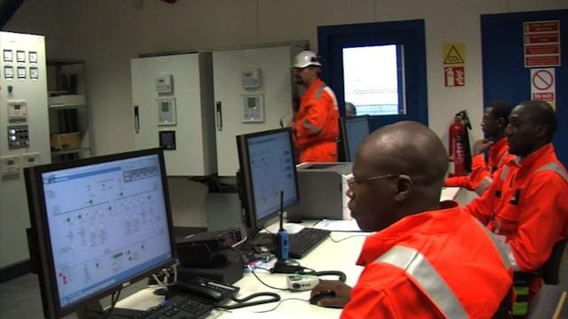 Total opens Gabon plant for offshore oil extraction