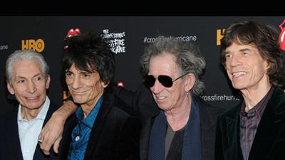 The Rolling Stones Discuss 'Crossfire Hurricane' And 50th Anniversary