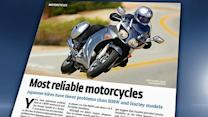Consumer Reports: Most reliable motorcycle brands
