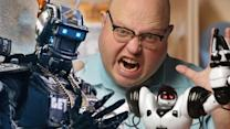 Angry Nerd - Chappie & the Taxonomy of Movie Robots