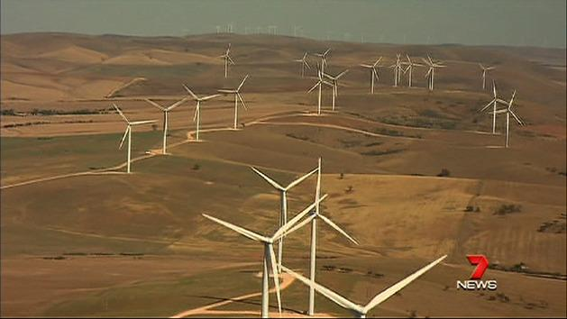 Residents speak out over wind farm