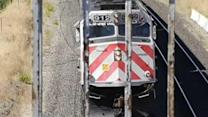 Caltrain service resumes after fire near tracks in SF
