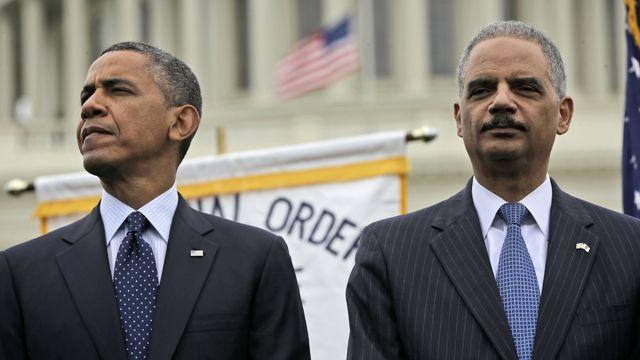 Holder allegations becoming big problem for White House?