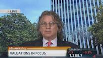 McNamee: Valuations not broad market issue