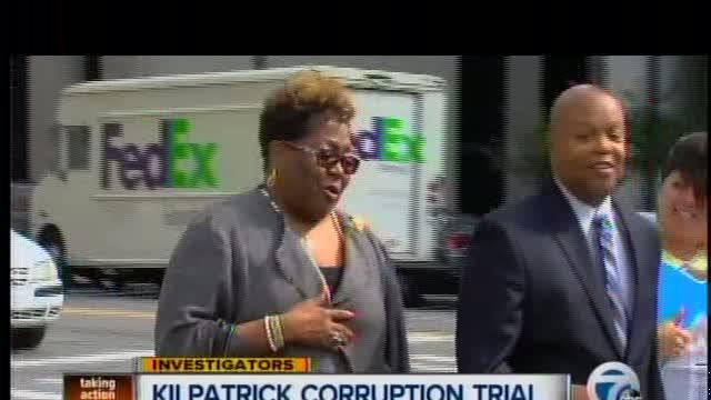 Riveting testimony at Kilpatrick corruption trial