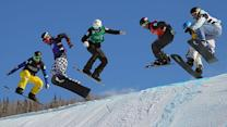 Snowboard Cross riders not concerned about course