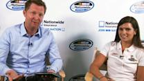 Nationwide Chat Replay: Danica Patrick