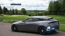 Concept car created at Clemson unveiled