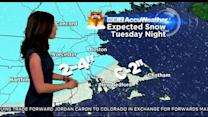 WBZ AccuWeather Morning Forecast For March 3