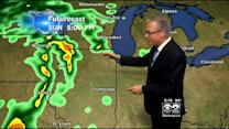 CBS Weather Watch (5 p.m. May 23, 2015)