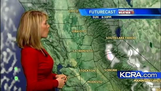 Eileen's Sunday Forecast 1.27.13