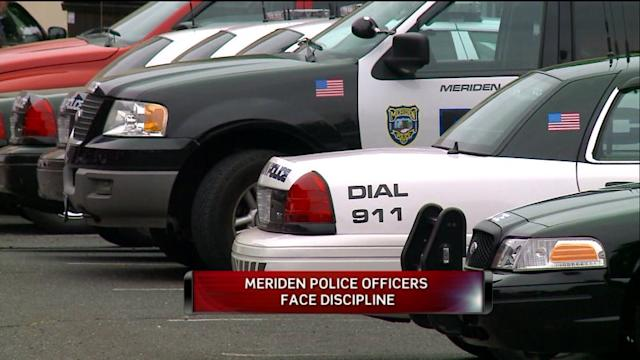 Two Police Officers Accused of Filing False Reports