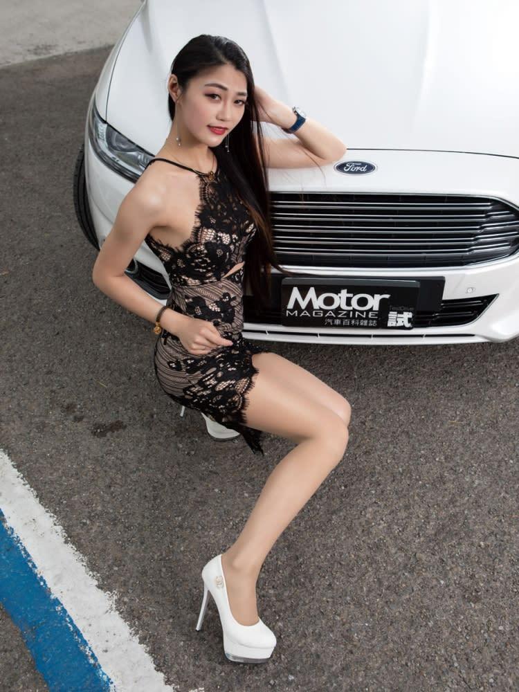 【Motor Babe】Ford Mondeo Hybrid 綠光旗艦