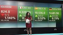Europe opens higher; Russia sanctions eyed