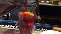 Chef Michael Psilakis' Spiced Hibiscus Iced Tea