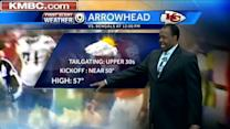 Storms stay away through Thanksgiving