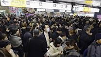 Tsunami warning lifted for strong Japan quake