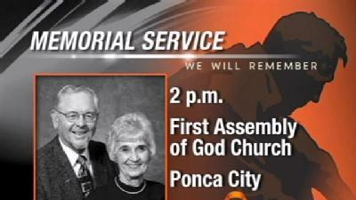 Branstetter Funeral Tuesday In Ponca City