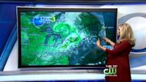 Katie Fehlinger's 7 AM Forecast: Tuesday, June 23, 2015