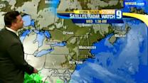 Heavy snow to move into NH late Wednesday