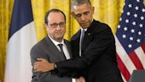 U.S. Shows Solidarity With France in Fight Against Terrorism