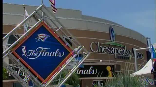 Thunder fans travel to OKC