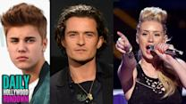 Justin Bieber Fights W/ Orlando Bloom Over Miranda Kerr - Iggy Azalea The Next Big Action Star? (DHR)