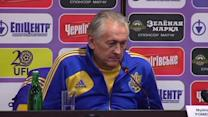 FIFA sanctions an unwanted distraction, says Ukraine coach