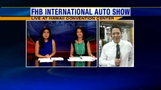 Start your engines, the Auto Show is in town! pt. 2