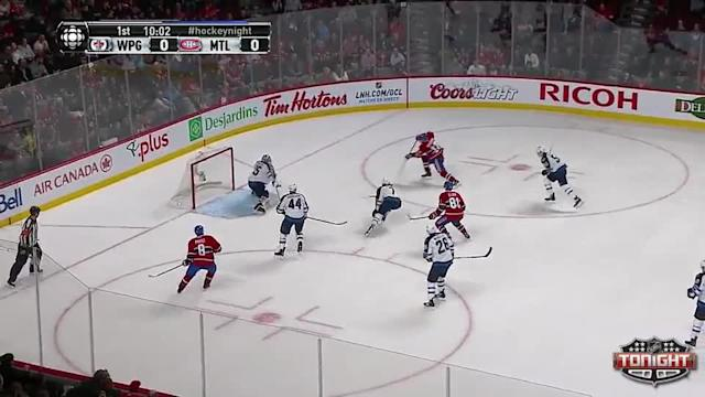 Winnipeg Jets at Montreal Canadiens - 02/02/2014