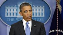 Obama: All the Facts Not Yet Known in Syria