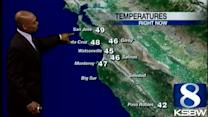 Get Your Tuesday KSBW Weather Forecast 3.19.13