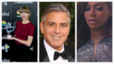 Video: Taylor Swift's Amazing Trip to Europe, 30 Rock Flavored Ice Cream, Clooney Pays For Dinner, and More!