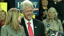 Bill Clinton Named 'Father of the Year'