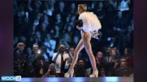 Miley Cyrus Smoked a Joint and Twerked a Lot at the MTV EMAs