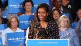 Video: We Go on the Campaign Trail With Michelle Obama