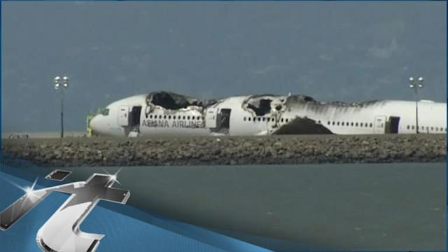 SAN FRANCISCO Breaking News: NTSB: Flight Attendants Ejected During Crash