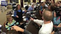 Kentucky Clerk Refuses to Issue Same-Sex Marriage License