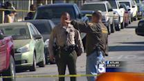Woman`s Face Slashed in East L.A.